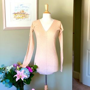 """Marc Jacobs """"Selima"""" Sweater Wool/Cashmere/Gold"""